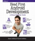 Miniaturebillede af omslaget til Head First Android Development
