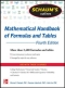 Miniaturebillede af omslaget til Mathematical Handbook of Formulas and Tables