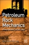 Miniaturebillede af omslaget til Petroleum Rock Mechanics