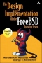Miniaturebillede af omslaget til The Design and Implementation of the FreeBSD Operating System