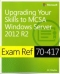 Miniaturebillede af omslaget til Exam Ref 70-417: Upgrading from Windows Server 2008 to Windows Server 2012 R2