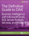 Miniaturebillede af omslaget til The Definitive Guide to DAX