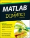 Miniaturebillede af omslaget til Matlab for Dummies®