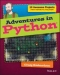 Miniaturebillede af omslaget til Adventures in Python