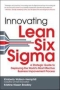 Miniaturebillede af omslaget til Innovating Lean Six Sigma