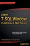 Miniaturebillede af omslaget til Expert T-SQL Window Functions in SQL Server