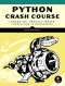 Miniaturebillede af omslaget til Python Crash Course
