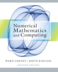 Numerical Mathematics and Computing, 7. udgave