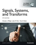 Signals, Systems, & Transforms: International Edition, 5. udgave