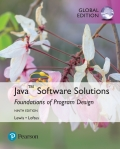 Java Software Solutions, Global Edition, 9. udgave