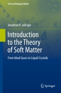 Introduction to the Theory of Soft Matter