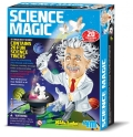 miniaturebillede af omslaget til Science Magic