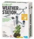 miniaturebillede af omslaget til Green Science - Weather station
