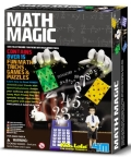 miniaturebillede af omslaget til Math Magic Fun Math Tricks, Games and Puzzles