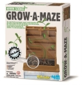 miniaturebillede af omslaget til Green Science - Grow A Maze