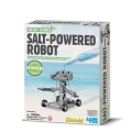 miniaturebillede af omslaget til Green Science - Salt-Powered Robot