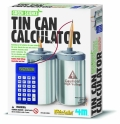 miniaturebillede af omslaget til Green Science - Tin Can Calculator