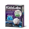 miniaturebillede af omslaget til KidzLabs - Crystal Science