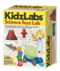 miniaturebillede af omslaget til KidzLabs - Science Toys Lab