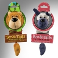 miniaturebillede af omslaget til Book-Tails Bookmark - Bear