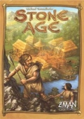 Stone Age boardgame Vare.nr: 185, 1. udgave
