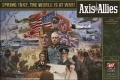 miniaturebillede af omslaget til Axis & Allies Boardgame