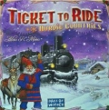 miniaturebillede af omslaget til Ticket to Ride Boardgame - Nordic Countries