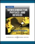 Semiconductor Physics and Devices, 4. udgave