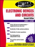 miniaturebillede af omslaget til Schaum's Outline of Electronic Devices and Circuits, Second Edition, 2. udgave