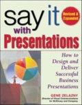 miniaturebillede af omslaget til Say It with Presentations - How to Design and Deliver Successful Business Presentations, 2. udgave