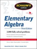 Schaum's Outline of Elementary Algebra, 3ed, 3. udgave