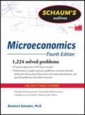 Schaum's Outline of Microeconomics, Fourth Edition, 4. udgave