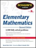 Schaum's Outline of Review of Elementary Mathematics, 2nd Edition, 2. udgave