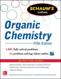 miniaturebillede af omslaget til Organic Chemistry - 1,806 Solved Problems  - 20 Problem-Solving Videos Online, 5. udgave