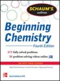 Schaum's Outline of Beginning Chemistry - 673 Solved Problems + 16 Videos, 4. udgave