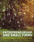 Entrepreneurship and Small Firms, 6. udgave