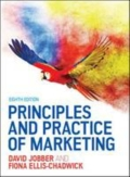 miniaturebillede af omslaget til Principles and Practice of Marketing, 8. udgave