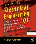 miniaturebillede af omslaget til Electrical Engineering 101 - Everything You Should Have Learned in School... but Probably Didn't, 3. udgave