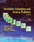 miniaturebillede af omslaget til Parameter Estimation and Inverse Problems, 2. udgave