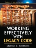 miniaturebillede af omslaget til Working Effectively with Legacy Code