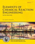 miniaturebillede af omslaget til Elements of Chemical Reaction Engineering, 5. udgave