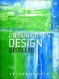 miniaturebillede af omslaget til Domain-Driven Design Distilled