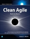 miniaturebillede af omslaget til Clean Agile - Back to Basics
