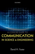 miniaturebillede af omslaget til A Concise Guide to Communication in Science and Engineering