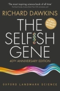 miniaturebillede af omslaget til The Selfish Gene