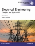 Electrical Engineering - Principles and Applications, International Edition, 6. udgave