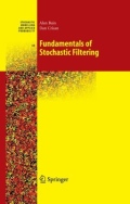miniaturebillede af omslaget til Fundamentals of Stochastic Filtering