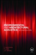 miniaturebillede af omslaget til Environmental and Architectural Acoustics, 2. udgave