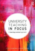 University Teaching in Focus - A Learning-Centred Approach