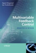 miniaturebillede af omslaget til Multivariable Feedback Control - Analysis and Design, 2. udgave